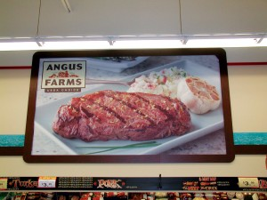 grocerystore meatsign