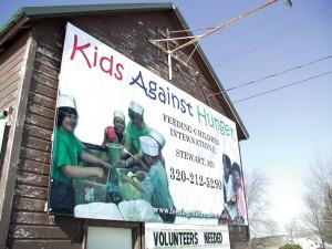 kidsagainsthunger banner
